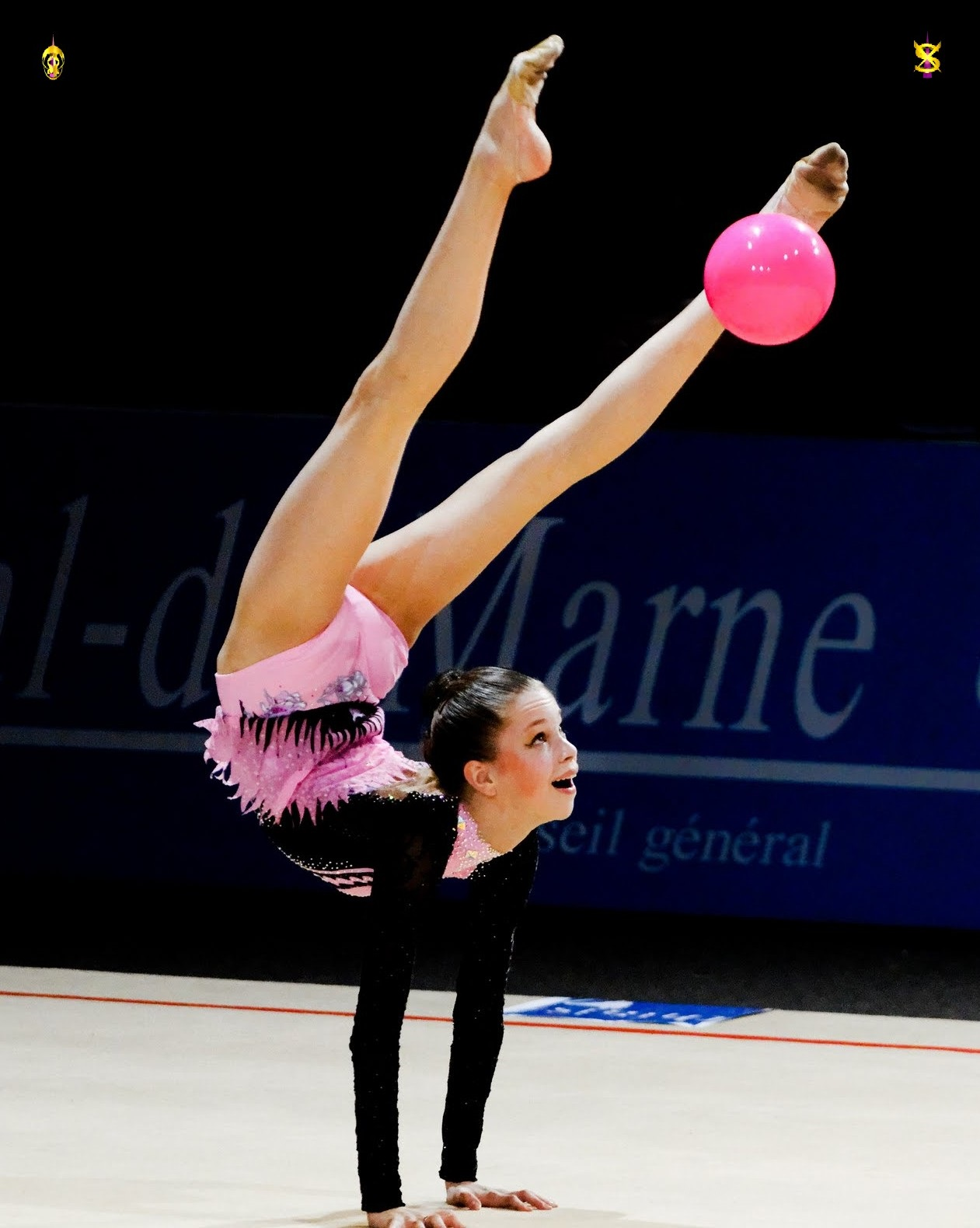 Nation of XI's Femme Fatales of Russia! Rythmic Gymnastics!