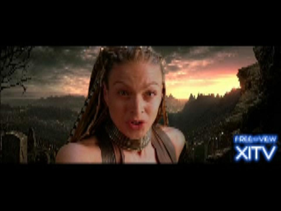 Watch Now! XITV FREE <> VIEW™ Chronicles of Riddick! Starring Alexa Davalos, Thandie Newton, and Vin Diesel! XITV Is Must See TV!